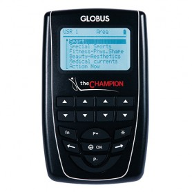 Elettrostimolatore Globus THE CHAMPION - linea sport