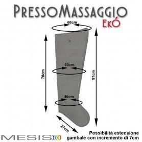 Gambale MESIS® EkÓ (senza connettore)