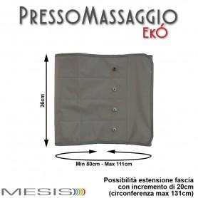 Fascia Addominale/Glutei MESIS® EkÓ (senza connettore)