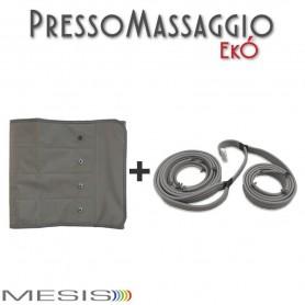 Kit Slim Body (Fascia Addominale/Glutei + Connettore Triplo) MESIS® EkÓ