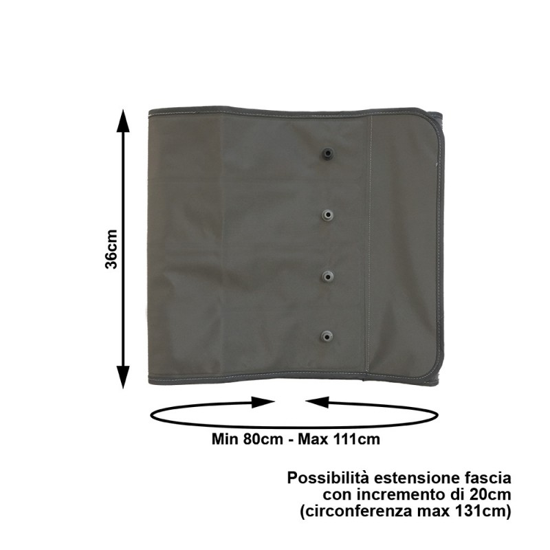 Fascia Addominale/Glutei MESIS® PLUS+ (senza connettore)