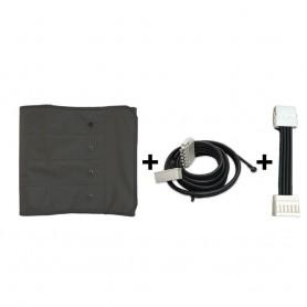 Kit Slim Body (Fascia Addominale/Glutei + 1 Connettore Singolo + 1 Sdoppiatore) MESIS® PLUS+